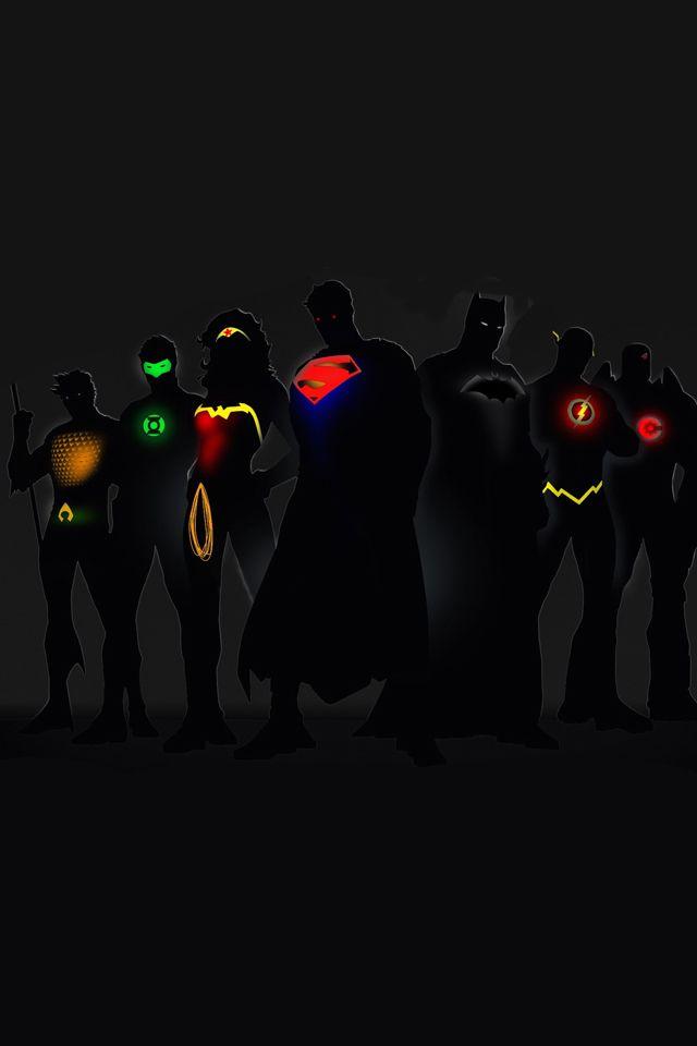 Superheroes Funny Iphone Wallpapers Background Lock Screens