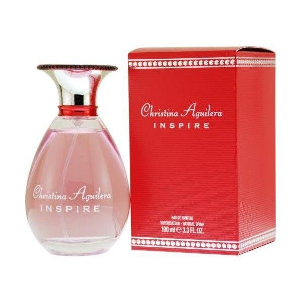 Christina Aguilera Inspire By Christina Aguilera Eau De Parfum Spray ($30) ❤ liked on Polyvore featuring beauty products, fragrance, eau de perfume, eau de parfum perfume, edp perfume and spray perfume