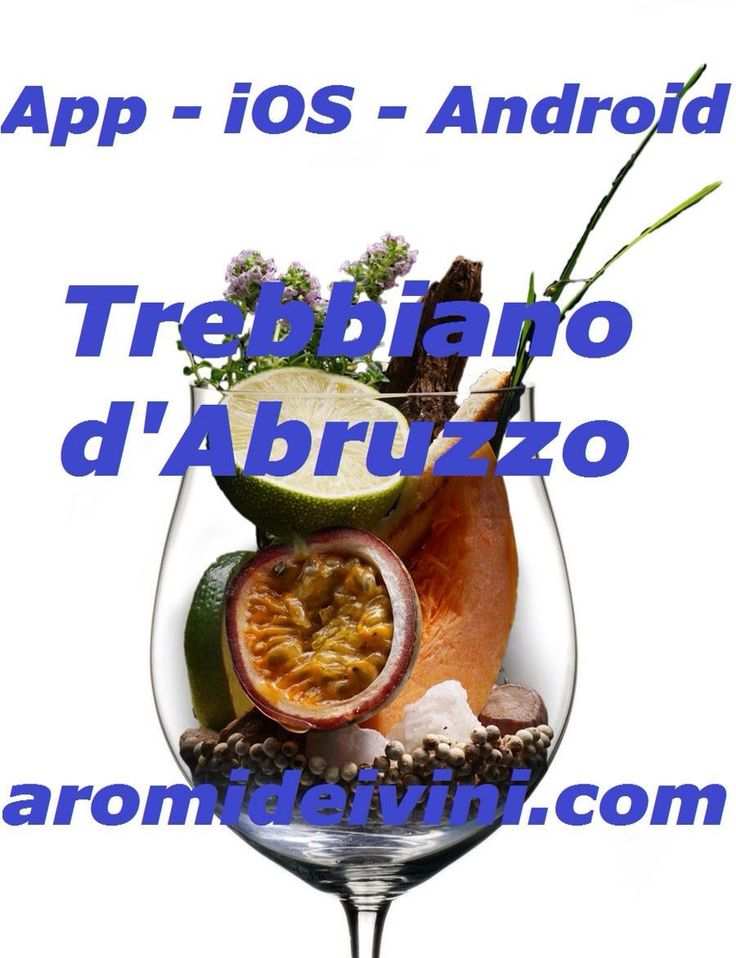 Trebbiano d'Abruzzo Aromi dei Vini Wine AAr