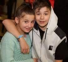 Matilda and Leo ❤️❤️❤️