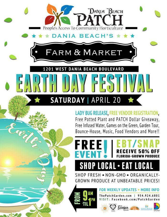 Dania Beach Calendar - DB Patch - Earth…- daniabeachfl gov