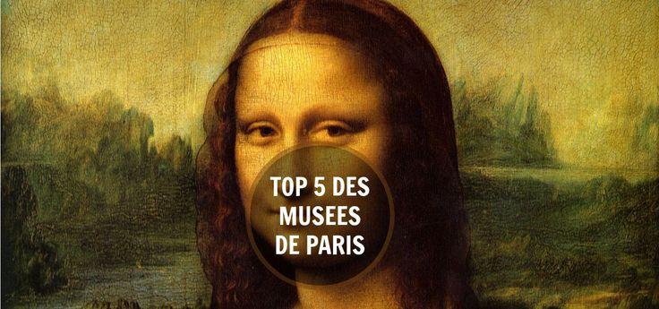 Un des avantages de la vie à Paris est le nombre incroyable de musées au mètre carré. Avec un temps limité dans la ville, difficile de choisir lesquels visiter ! Ce n'était pas facile de n'en sélectionner que cinq, mais voilà mes préférés :