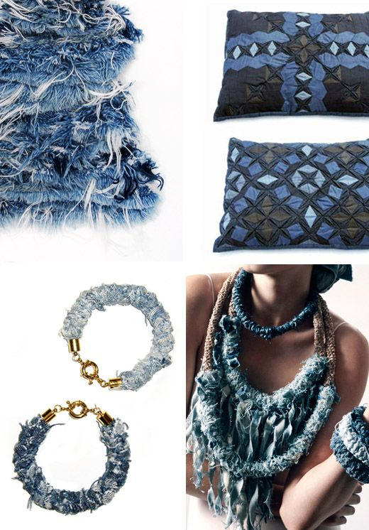 Wonderful uses for denim