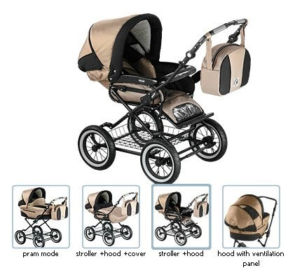 1000+ images about Baby prams on Pinterest | Baby girls ...