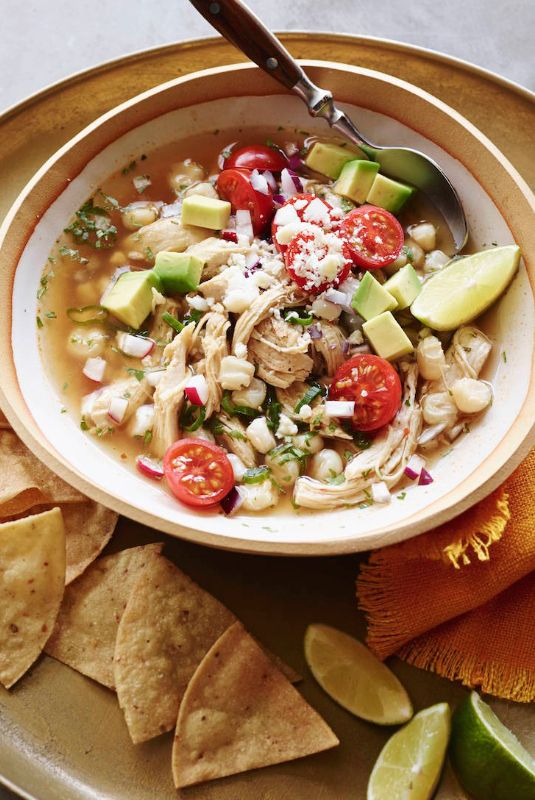 141 best mexican food recipes images on pinterest cooking recipes the only kind of chicken soup that graces my kitchen is a majorly flavorful chicken posole forumfinder Gallery