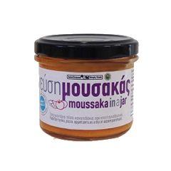 Moussaka in a jar 100gr