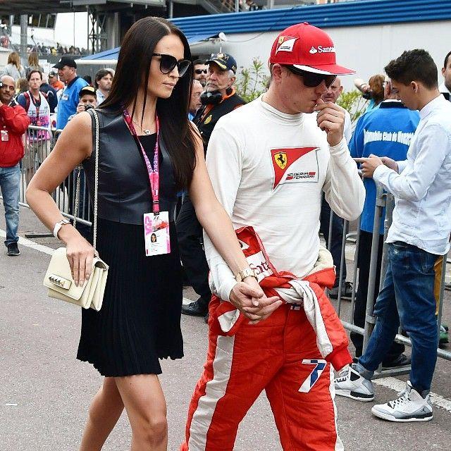#Kimi #KimiRaikkonen #Raikkonen #Iceman #MonacoGP #scuderiaferrari #redseason pic014