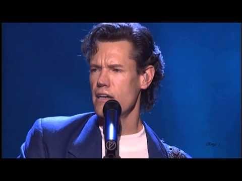 "Randy Travis - ""He Walked On Water"" ((Live))"