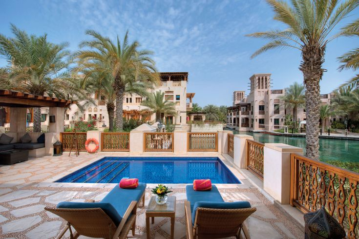 Winter Sun Villas - Winter sun at Madinat in Dubai