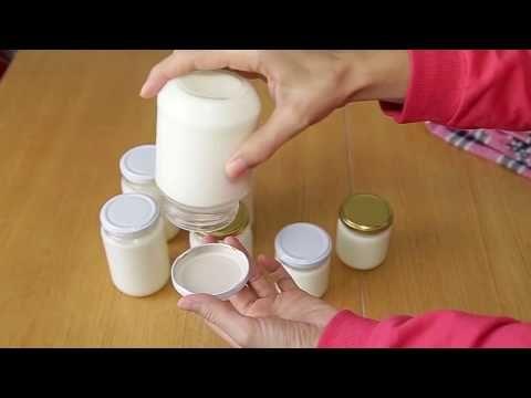 Fırında Yoğurt Mayalama-Kavanozda Yoğurt Nasıl Mayalanır/Hayalimdeki  Yemekler - YouTube