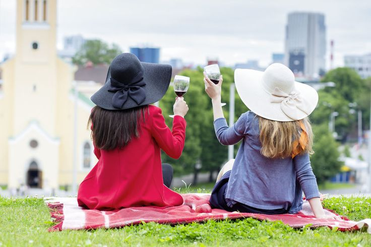 Happy Best Friends Day! Enjoy a glass of wine with your bestie or, if they live in a different city, make a virtual toast to them. Tag your best friend below!
