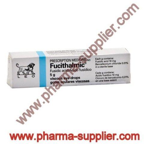 Generic  Fucithalmic Eye Drops ( Fusidic Acid )