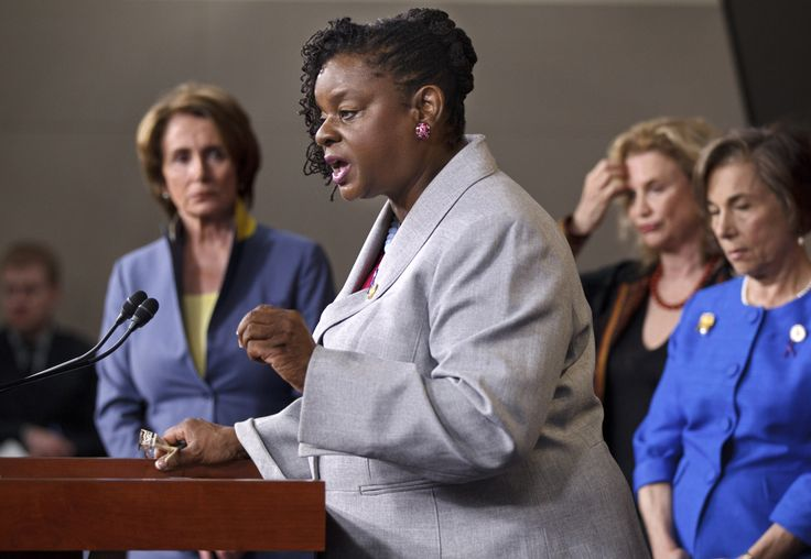 Gwen Moore calls talking about black abortions racially insensitive