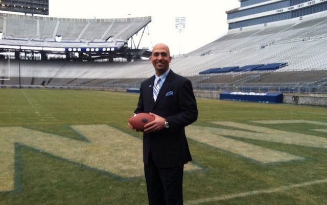 Penn State's James Franklin: 'I think I'm the right guy ...
