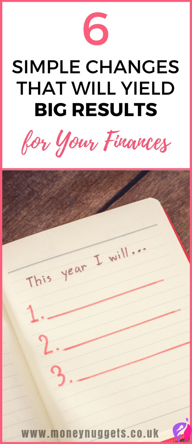 To get the new year off to a good start, here are the only six money New Year's resolutions you need to make 2018 YOUR year of financial success!
