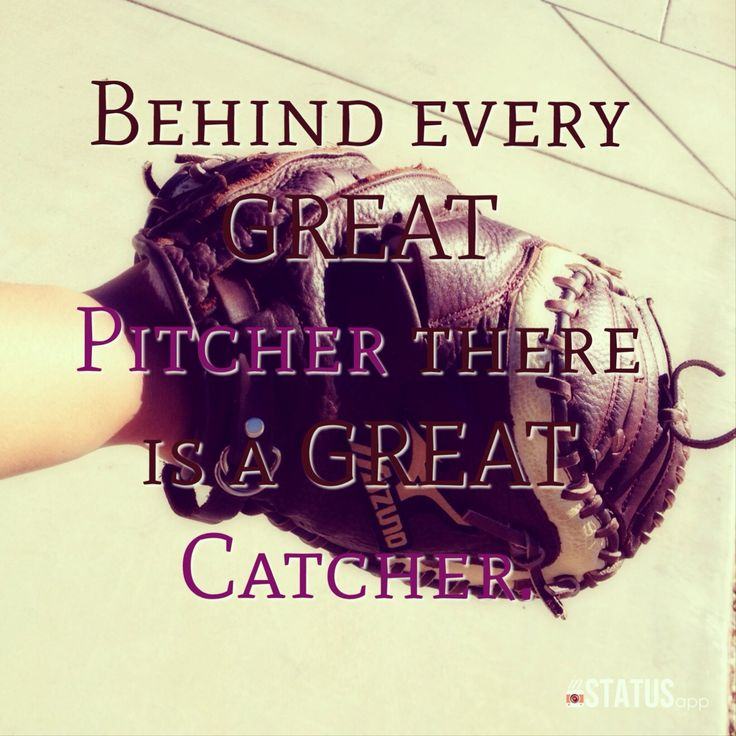 Softball Life!! That's me! The good catcher.