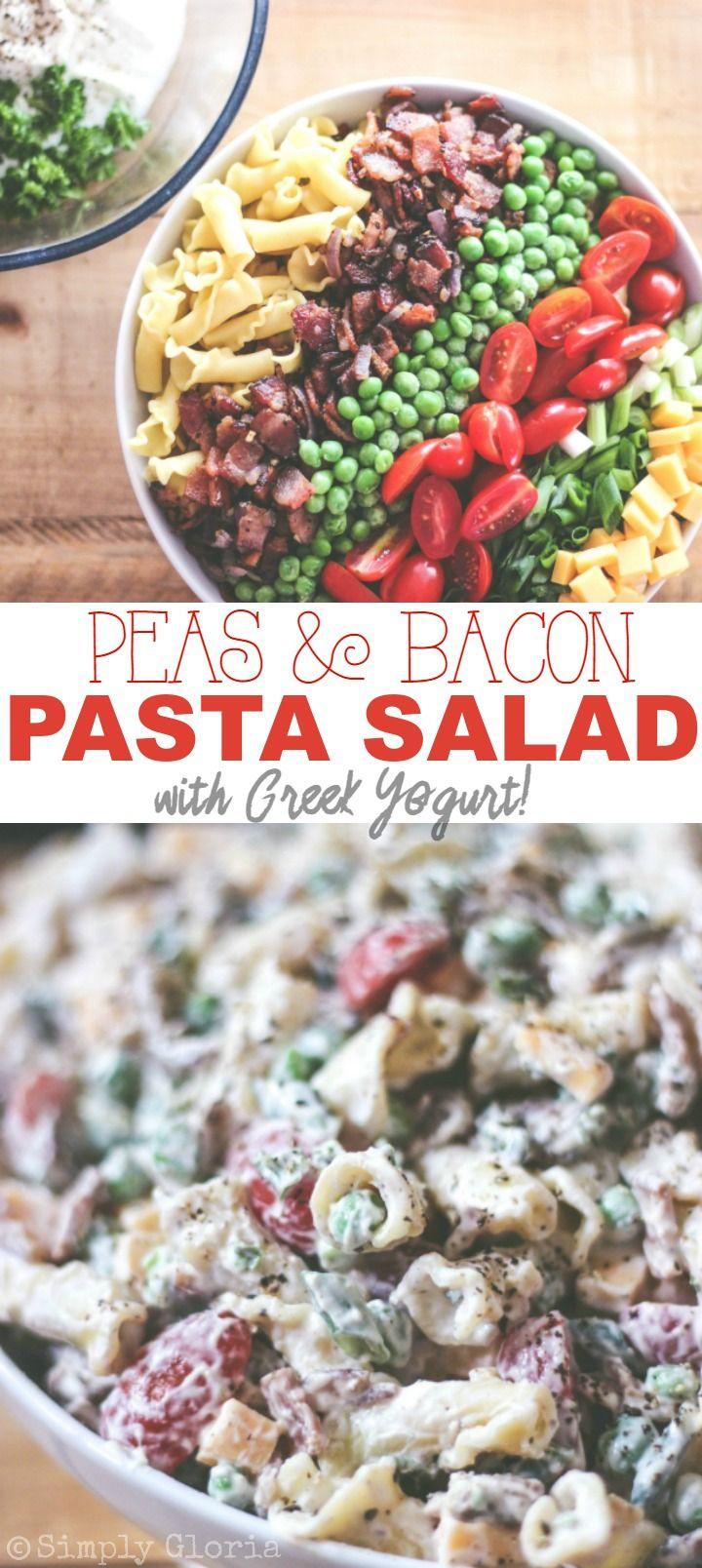 Bacon pasta salad recipes