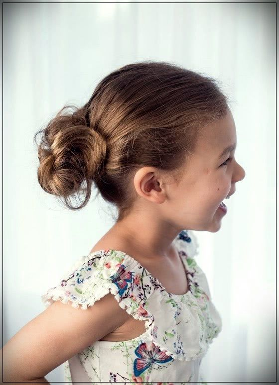 7 Easy hairstyles for girls