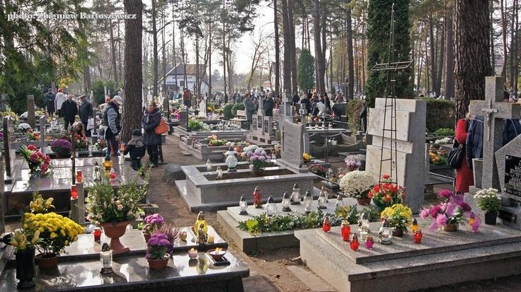 swieto zmarlych cmentarz w augustowie.JPG (900×506): Zmarlych Cmentarz, Swieto Zmarlych