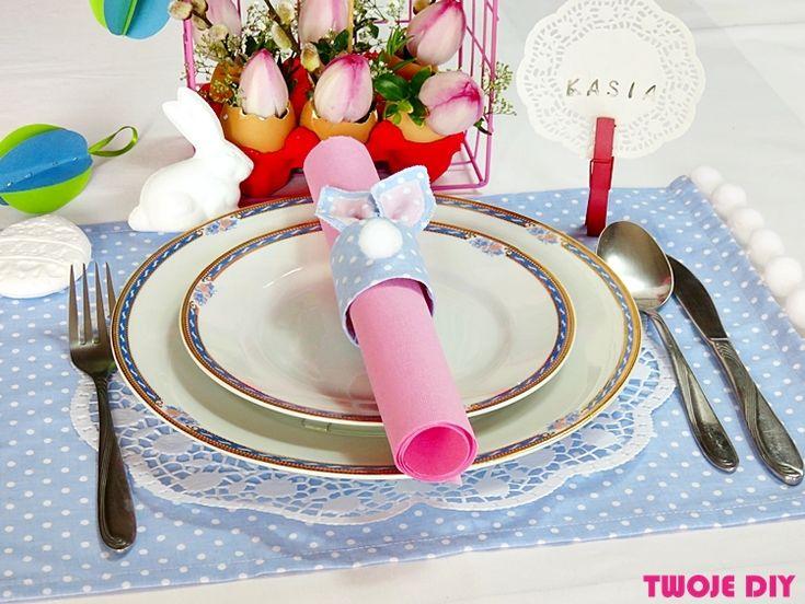 Jak pomysłowo udekorować stół wielkanocny? Na twojediy.pl znajdziecie super pomysły.