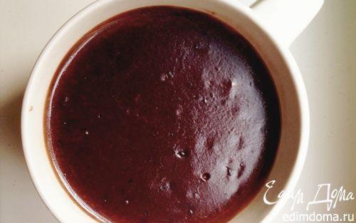 Французский горячий шоколад | Кулинарные рецепты от «Едим дома!»