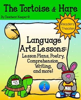 Lesson Plans, Original Story, Graphic Organizers, Readers Theater, Research, Writing, and more! Within this Aesop's Fable resource you will find the story adapted to the desert setting. Students will read text, write to connected prompts, write similes, compare and contrast, learn vocabulary, sequence, discuss beyond the text, and do a little research.