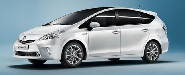 But if the guilt gets the better of me I'll get the new Toyota Prius Plus