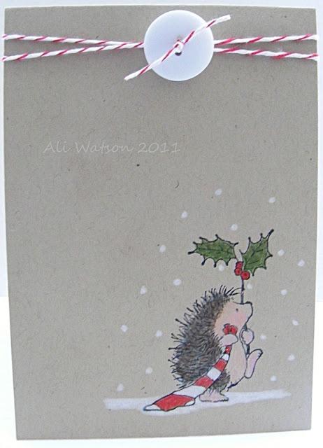 Christmas Dreams by Penny Black