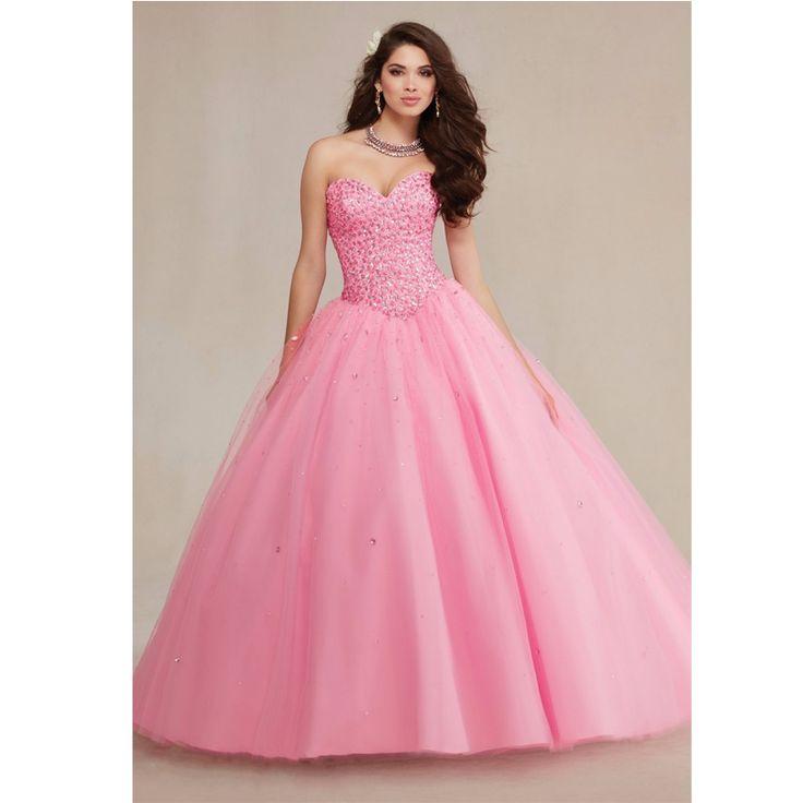 29 best Quinceanera Dresses images on Pinterest | Ball dresses, Ball ...