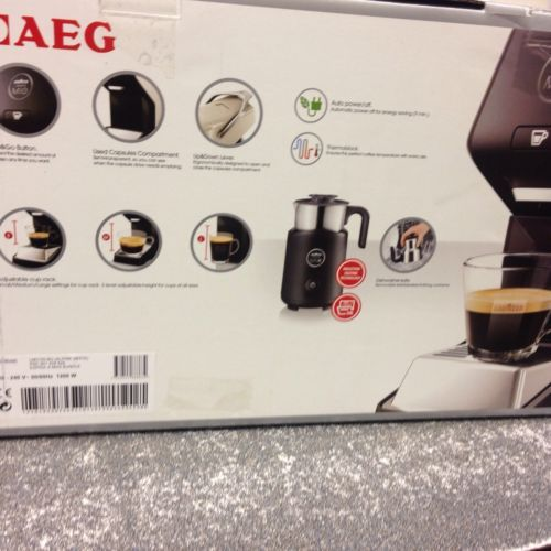 Brand New Boxed Aeg #coffee #maker With Free Milk #frother, View More