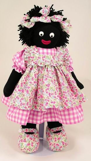 Another pinner wrote: Kate Finn gollywogs .. it's impossible to choose just one