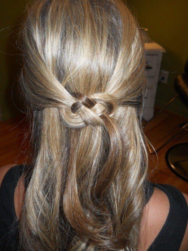 cmo hacer peinados sencillos en casa