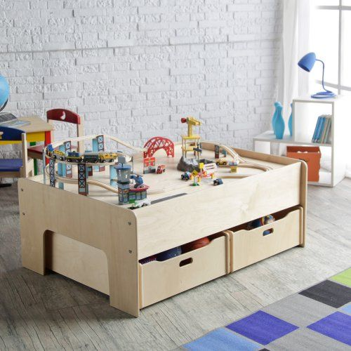 Little Colorado Handcrafted Play Table - Activity Tables at Hayneedle
