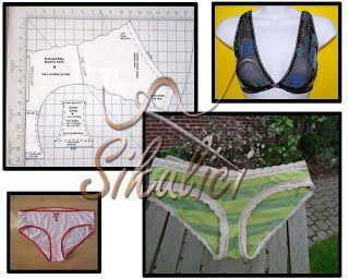 Šikulíci: Odkazy na spodní prádlo, plavky