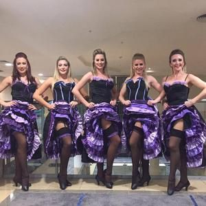 Can-Can Girls for hire. Book our dancers for Moulin Rouge themed events in London & the UK.