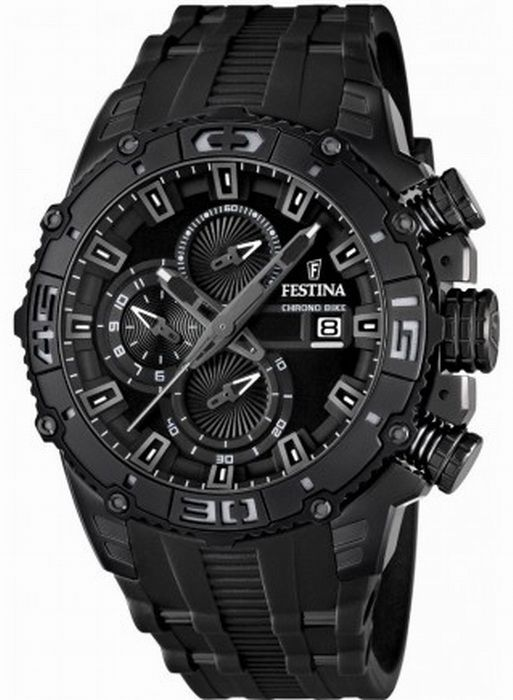 Festina F16602/1 Chrono Bike 2012 limited edition wrist watch