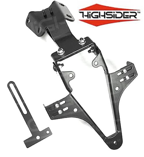 Ducati Hypermotard 796 2010-12 Highsider Tail Tidy Number Plate Bracket