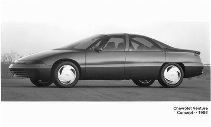 1988 Chevrolet Venture - Концепты