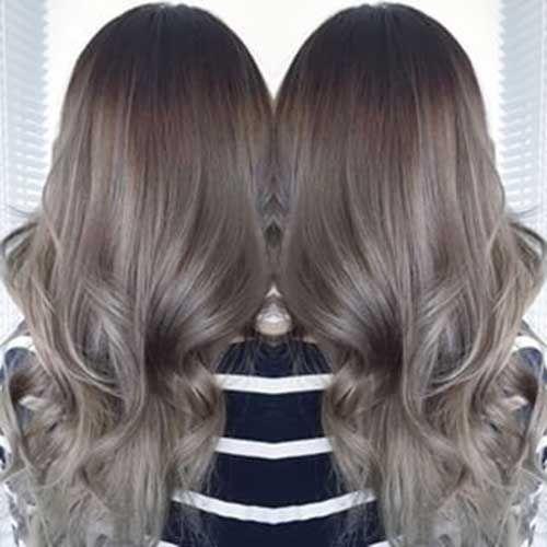 20+ Long Ash Blonde Hair | Hair | Pinterest | Ash blonde