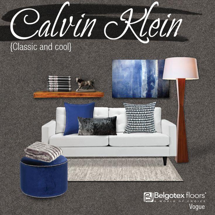 Vogue - Calvin Klein