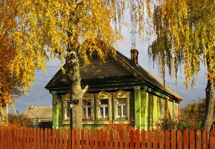Олег Шуров - Русская деревня