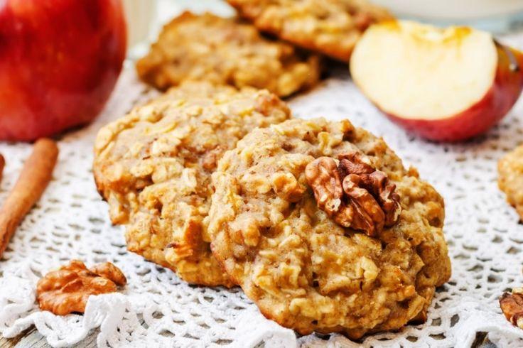 Réussir un excellent biscuit à l'avoine et aux pommes...c'est si facile