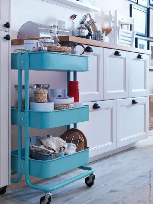 176 Best Ikea Raskog Images On Pinterest Organization
