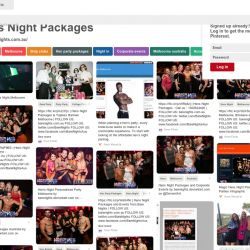 Hens Night Packages,  Birthday Parties and Promotions | Visual.ly