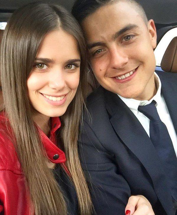 Paulo Dybala Freundin