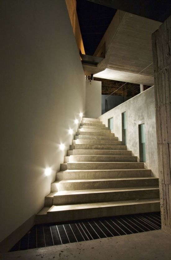 140 best staircases images on pinterest stairs - Interior stair lighting ideas ...