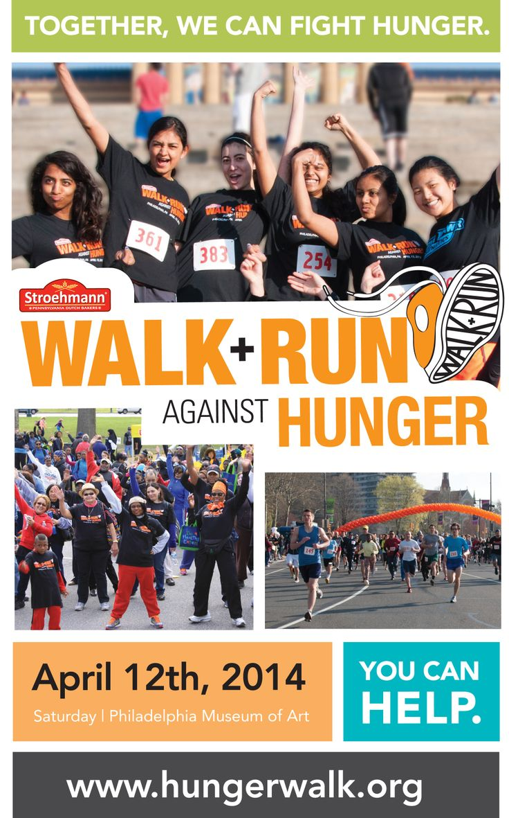 The 5K Walk+Run Against Hunger Raises Funds For More Than 100 Food Pantries,