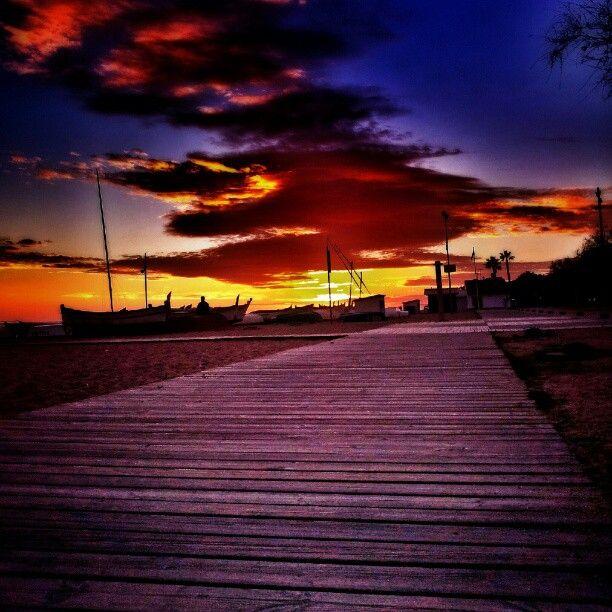 Pineda de Mar en Cataluña