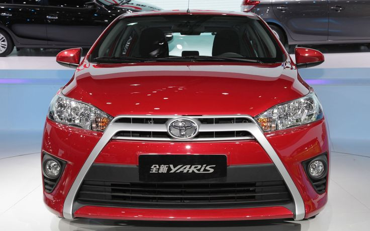 2014 #Toyota Yaris http://northgeorgiatoyota.com/2014_Toyota_Yaris.aspx