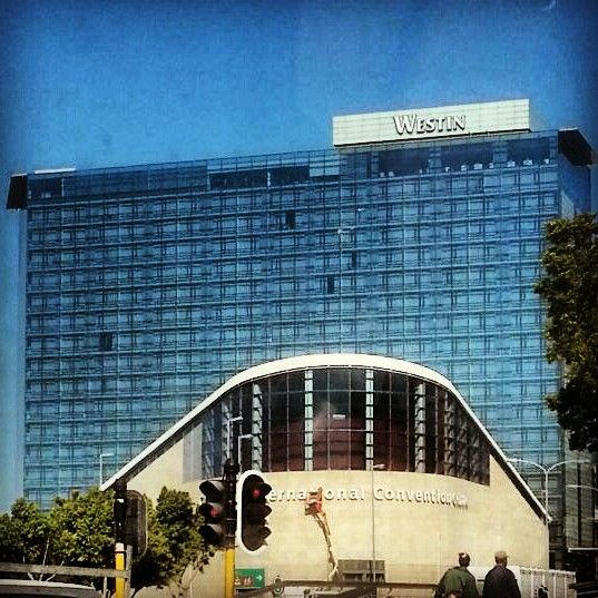 Westin Hotel & CT International Convention Centre